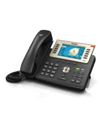 SIP-T29G, Gigabit Color Phone