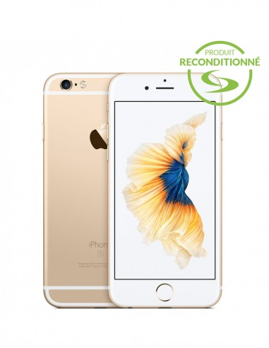iPhone 6S 64GB Or - Eco Recycled +