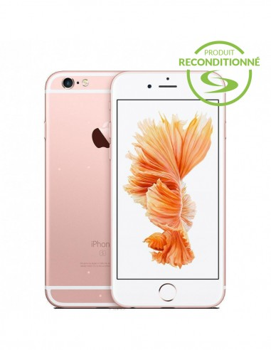 iPhone 6S 64GB Or rose - Eco Recycled +