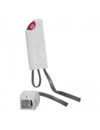 Ackermann - Poire d'appel à ouverture Fiche mini Auto-Ejectable cordon 3m