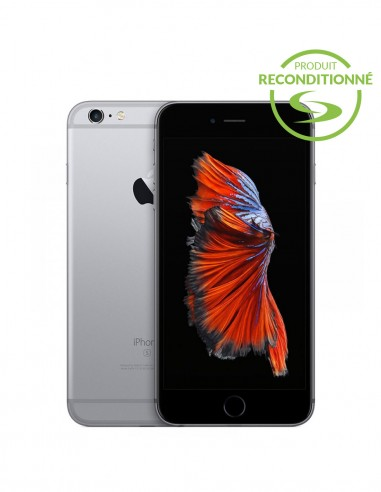 iPhone 6S 64GB Gris sidéral - Eco Recycled +
