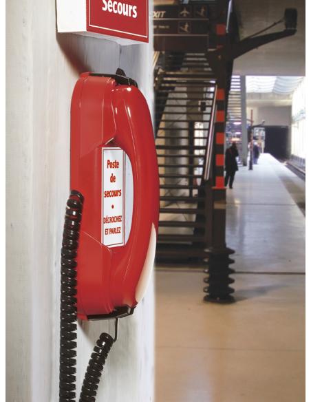 DEPAEPE - HD 2000 Urgence 1 (Rouge)