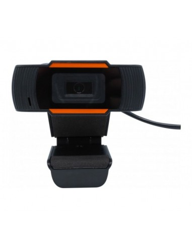 Webcam HD 720p USB avec micro