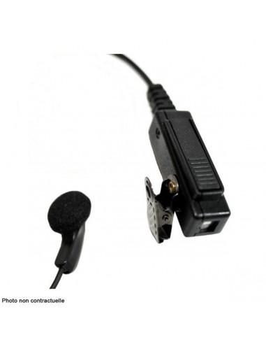 Midland - Micro 2 Fils Oreillette style walkman G15 vue