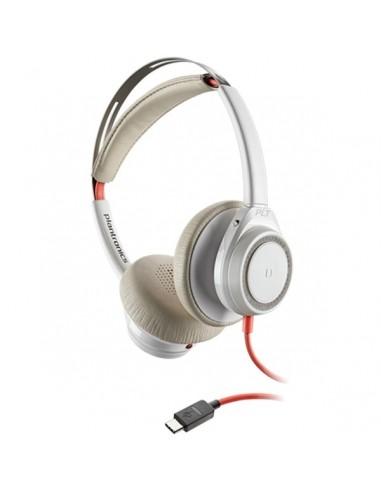 Blackwire 7225 - USB C - Face - Blanc