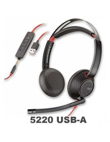 Poly-Plantronics Blackwire 5220 USB-A