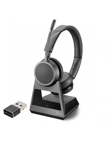 VOYAGER 4220 OFFICE, BASE À 1 VOIE, CÂBLE DE CHARGE STANDARD USB A 212741-01