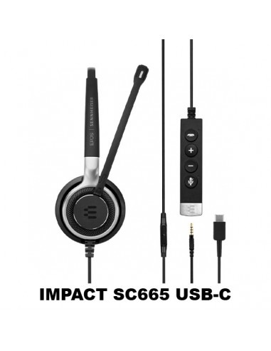 EPOS - Impact SC 600 série (sc630 sc...