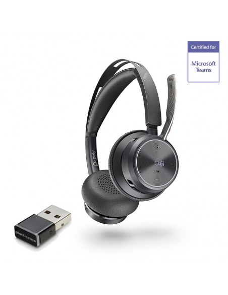 Poly Voyager Focus 2 USB-A MS