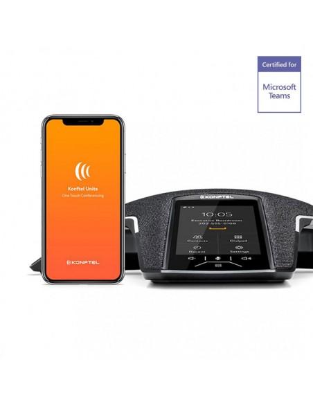 konftel 800 bluetooth smartphone
