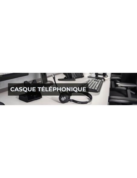 Casque téléphone