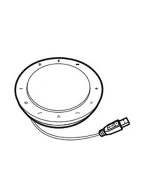 Haut parleurs de conférence