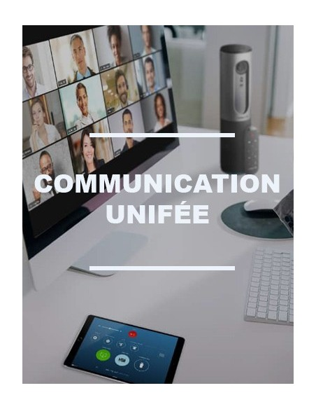 Visioconférence UC (communication unifiée)