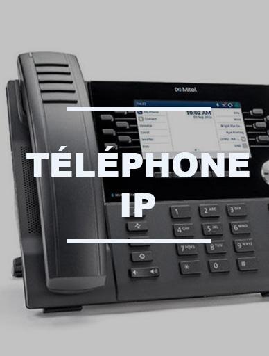 téléphone filaire IP Mitel