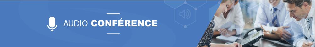 Conférence pieuvre audio entreprise polycom konftel alcatel